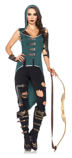 Sexy Rebel Robin Hood Costume