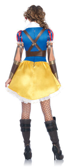 Sexy Rebel Snow White Costume