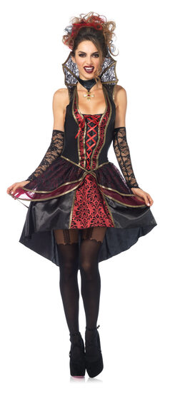 Sexy Mysterious Vampire Queen Costume