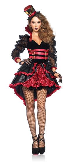 Sexy Victorian Vamp Costume