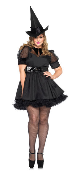Bewitching Witch Plus Size Costume
