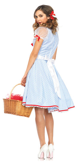 Dorothy Sweetie Wizard of Oz Adult Costume