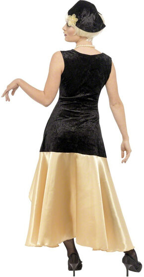 20s Gatsby Girl Flapper Adult Costume