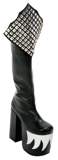 Kiss Demon Boots
