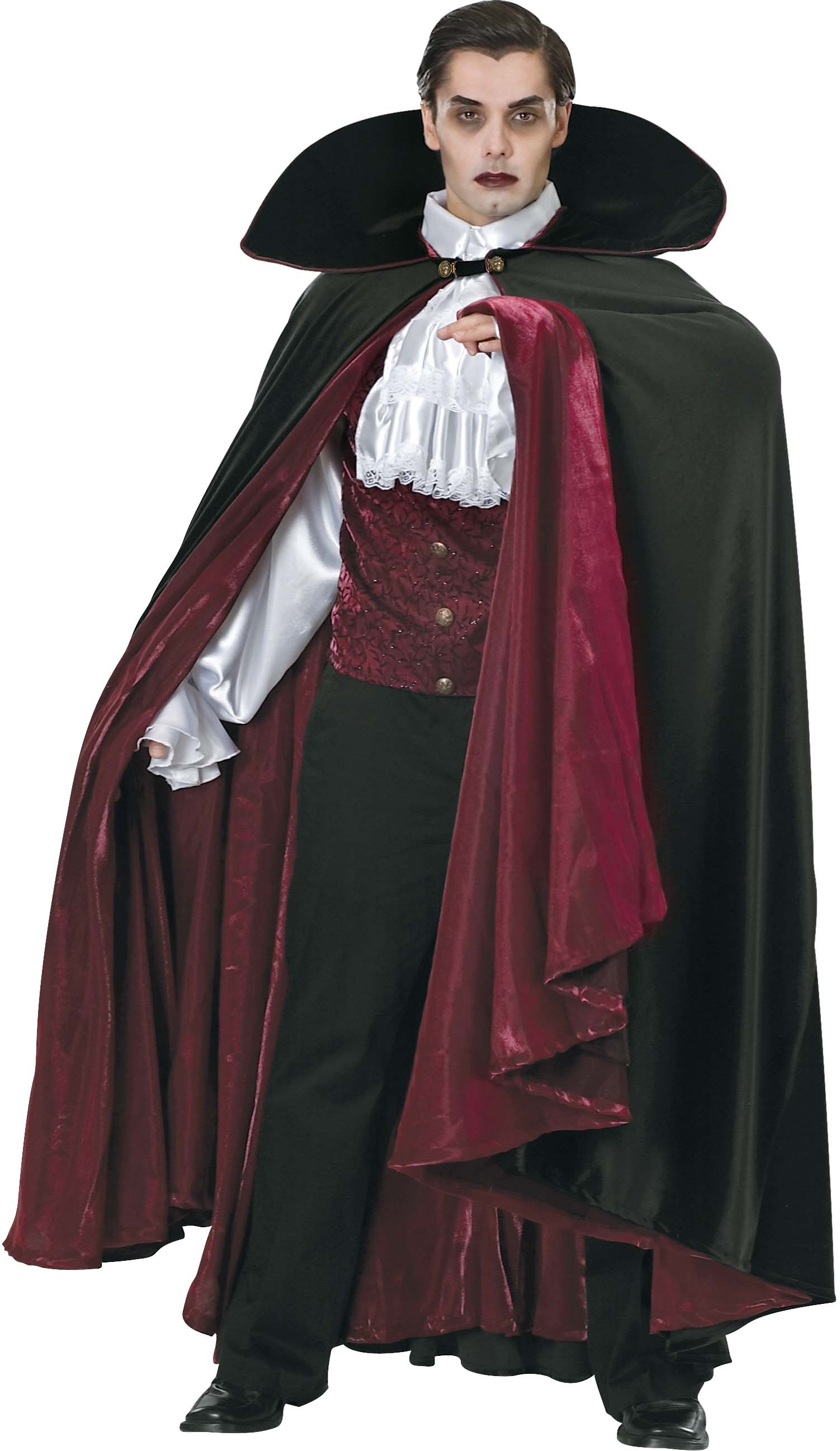 Grand Heritage V&ire Count Adult Costume  sc 1 st  Mr. Costumes & Grand Heritage Vampire Count Adult Costume - Mr. Costumes