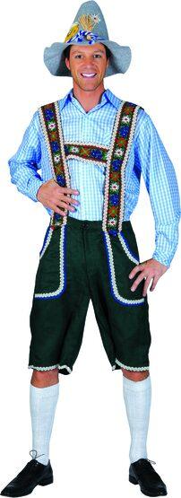 Salzburg Festival Oktoberfest Adult Costume