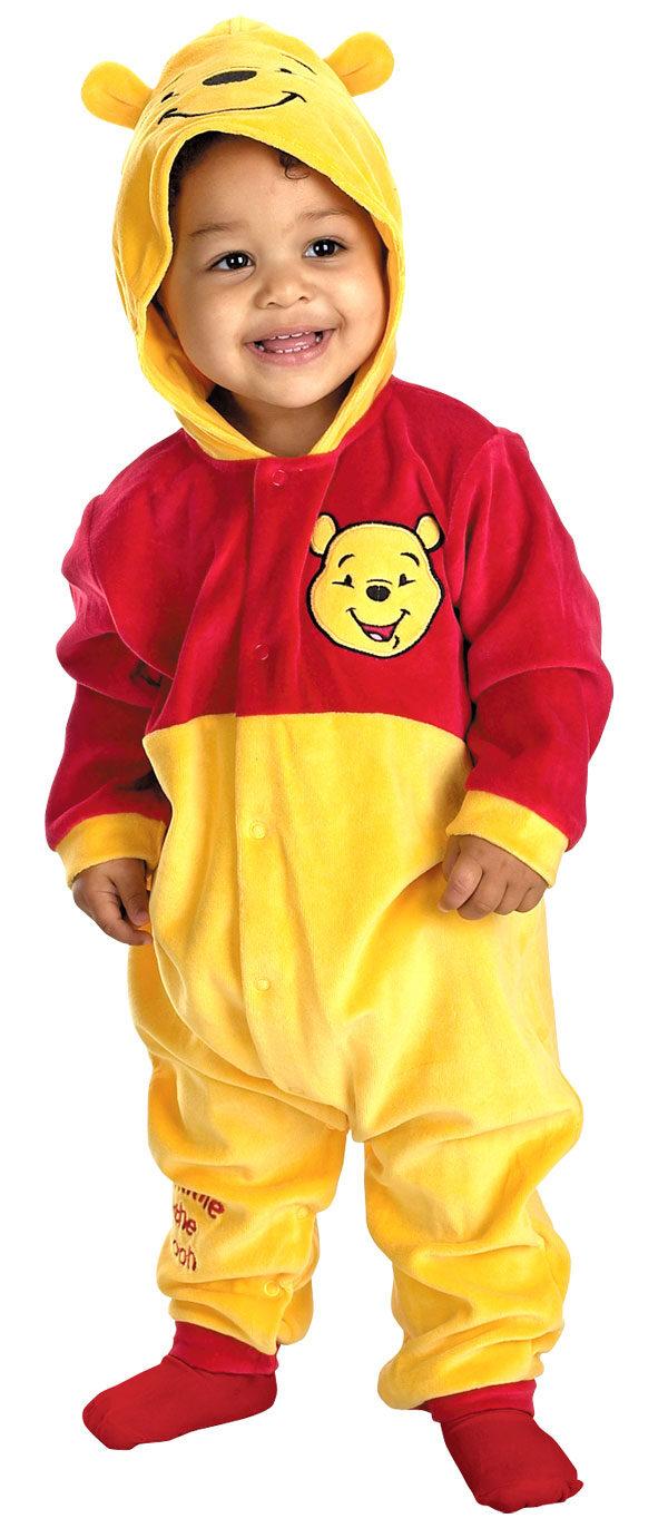 Winnie The Pooh Baby Costume  sc 1 st  Mr. Costumes & Winnie The Pooh Baby Costume - Mr. Costumes