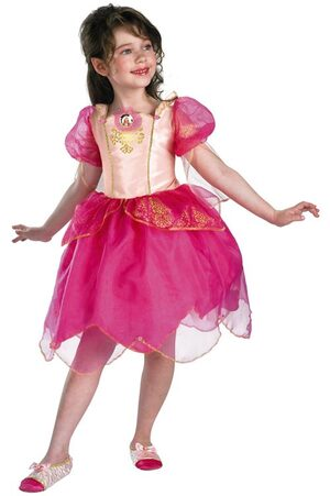 Kids Genevieve Toddler Barbie Costume