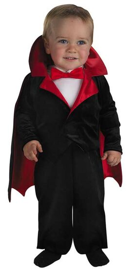 Kids Le Vampire Toddler Costume