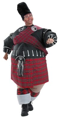 Fat Bastard Adult Costume