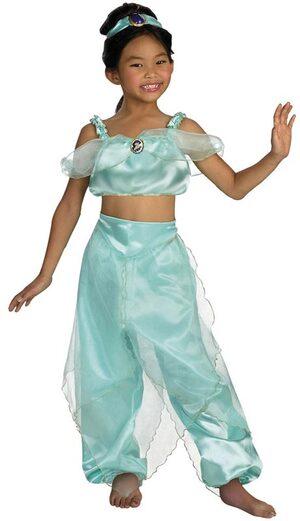 Kids Disney Princess Jasmine Costume - Mr. Costumes