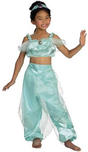Kids Disney Princess Jasmine Costume
