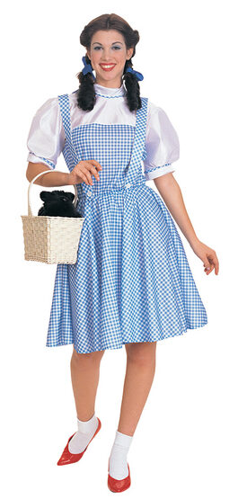 Wizard of Oz Dorothy Adult Costume