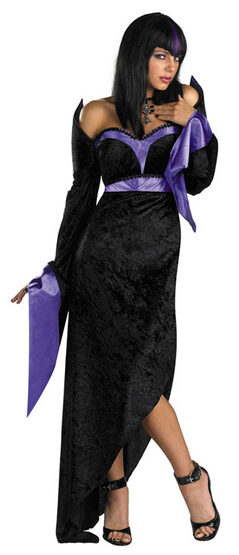 Womens Gorgeous Gothic Adult Costume