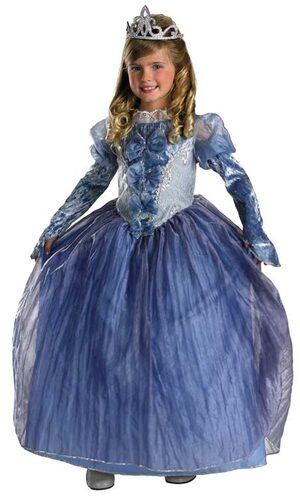 Kids Winter Contessa Princess Costume