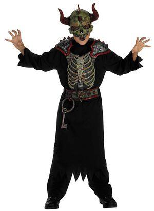 Gate Keeper Kids Scary Costume