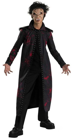 Kids Underworld Vampire Costume