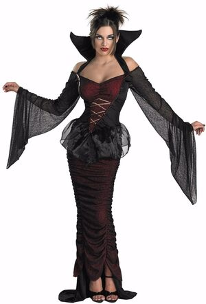 Adult Ravished Vampire Costume