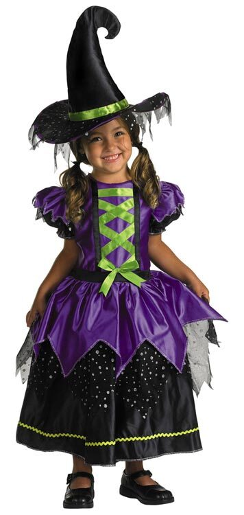 Toddler Witch Dresses