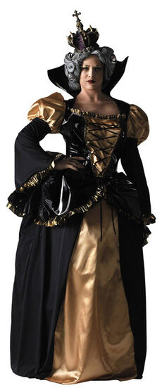 Womens Evil Queen Adult Costume