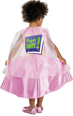 Princess Presto Toddler Costume