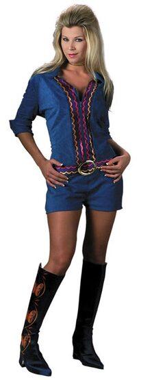 Felicity Shagwell Adult Costume