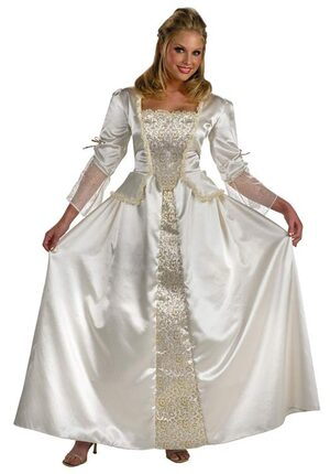 Adult Queen Elizabeth Deluxe Pirates of the Caribbean Costume