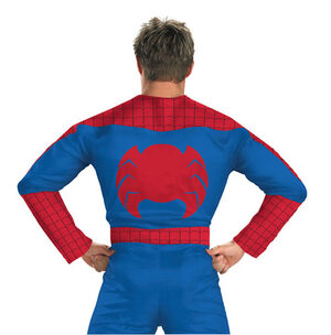Rental Quality Adult Ultimate SpiderMan Costume