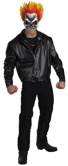 Ghostrider Adult Costume
