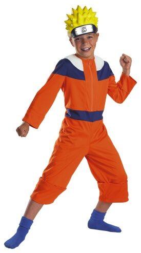 Naruto Ninja Kids Costume