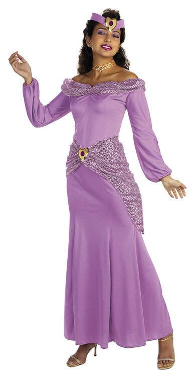 Prestige Adult Disney Princess Jasmine Costume  sc 1 st  Mr. Costumes & Prestige Adult Disney Princess Jasmine Costume - Mr. Costumes