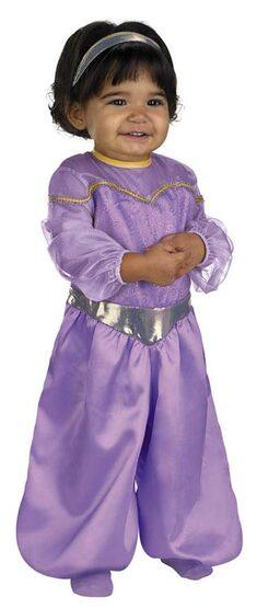 Toddler Disney Princess Jasmine Costume