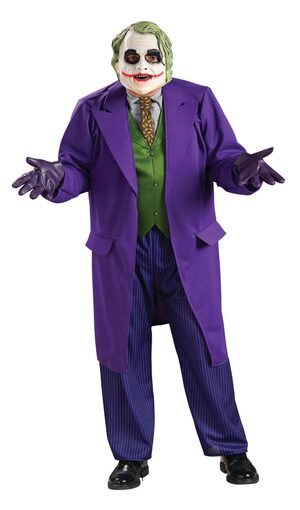 The Joker Adult Deluxe Costume