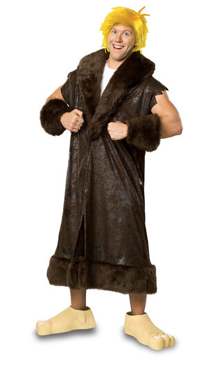 Flintstones Barney Rubble Adult Costume