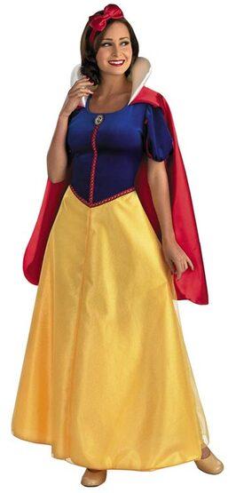 Adult Disney Deluxe Snow White Costume