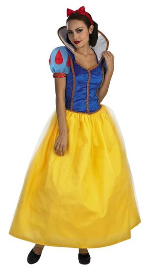 Adult Disney Prestige Snow White Costume