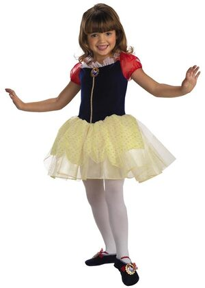 Toddler Disney Snow White Ballerina Costume