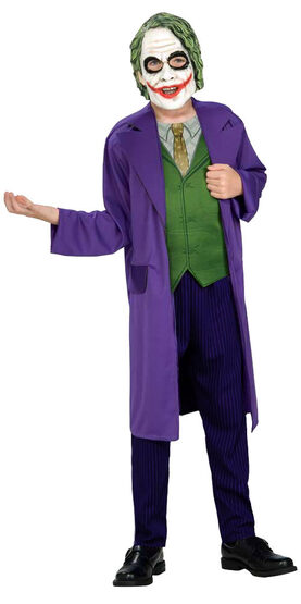 The Joker Costume - Kids