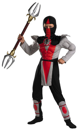 Bounty Hunter Ninja Kids Costume