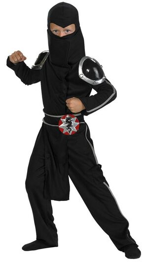 Phantom Ninja Child Costume