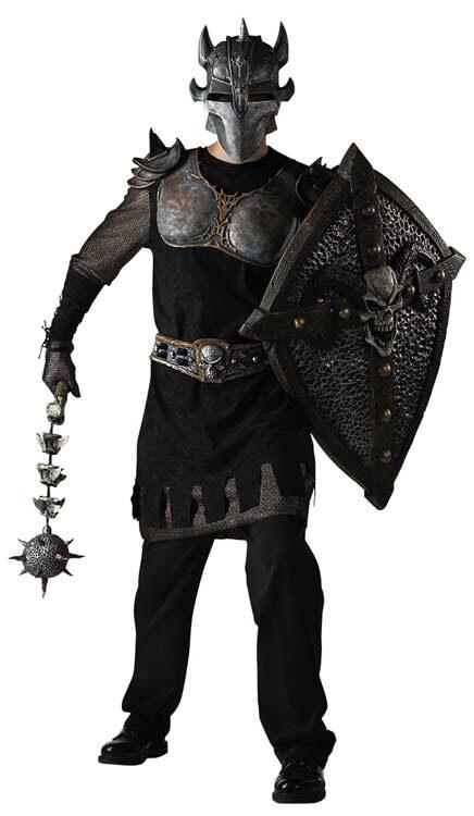 Armored Knight Adult Renaissance Costume