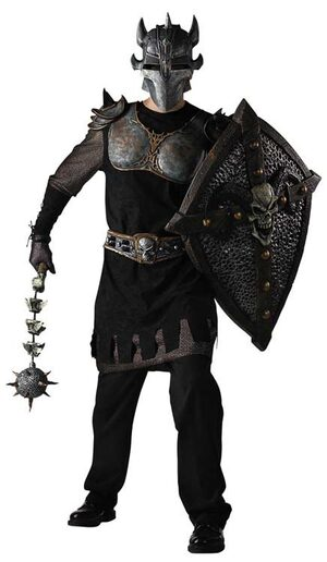 Armored Knight Adult Renaissance Costume