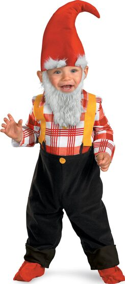 Garden Gnome Toddler Costume