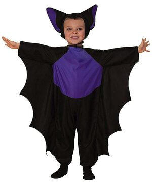Scaredy Bat Toddler Costume