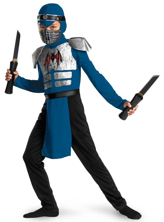 Night Shadow Ninja Kids Costume  sc 1 st  Mr. Costumes & Night Shadow Ninja Kids Costume - Mr. Costumes