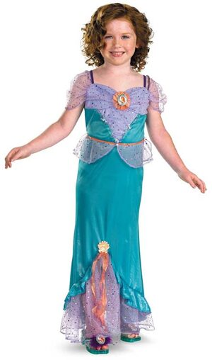 Disney Little Mermaid Ariel Kids Costume