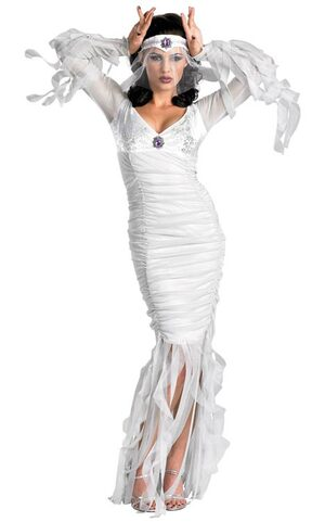 Deluxe Eternal Bride Gothic Adult Costume