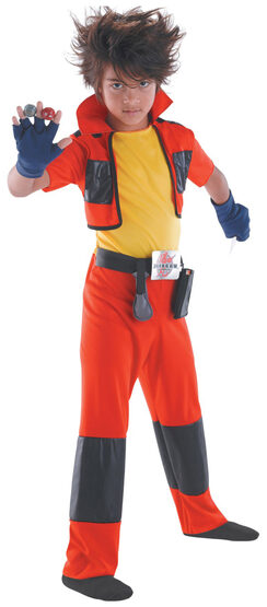Dan Kuso Bakugan Kids Costume
