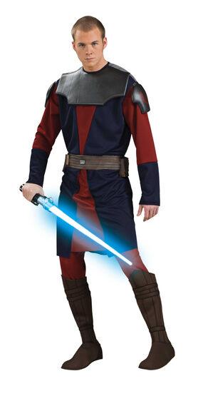 Clone Wars Anakin Skywalker Deluxe Adult Costume