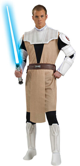 Deluxe Adult Obi Wan Kenobi Star Wars Costume